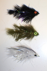 Muskegon river streamer flies