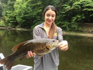 Muskegon River Fishing Report - August 20, 2018 - Newaygo